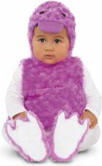 Paarse VIVING COSTUMES / JUINSA - Kleine lila eend kostuum voor baby's - 7 - 12 maanden - Kinderkostuums