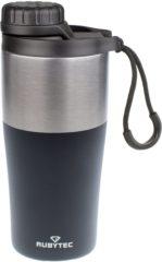 Zwarte RUBYTEC Shira Bigshot Drinkfles - 350 ML - Zwart