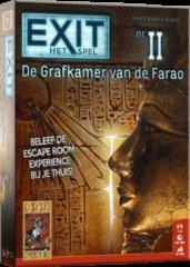 999 Games EXIT De Grafkamer van de Farao - Escape Room - Bordspel