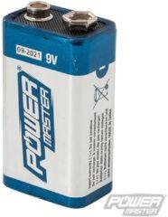 PowerMaster 9 V super alkaline batterij 6LR61
