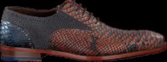 Blauwe Floris Van Bommel Nette schoenen 19104