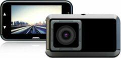 Zwarte ION 1040 dashcam voor auto - dashboard camera Full HD - 2.7 inch LED scherm - GPS