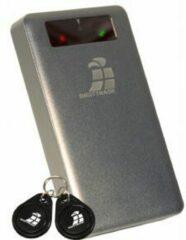 Digittrade RS256 1 TB Externe RFID Security harde schijf (2,5 inch) USB 3.2 Gen 1 (USB 3.0) Zilver DG-RS256-1000