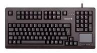CHERRY Advanced Performance Line TouchBoard G80-11900 - Tastatur - Deutsch - Schwarz