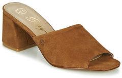 Bruine Slippers Betty London MELIDA