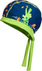 Petit Crabe Playshoes UV zwembandana Kinderen Krokodil - Blauw - Maat 53cm