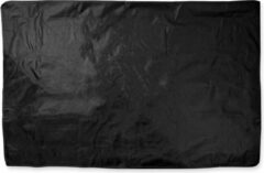 Antraciet-grijze Nedis TV-Beschermhoes voor Buiten 55 - 58 Uitstekende Kwaliteit Oxford-Doek Apart vak voor Afstandsbediening Zwart