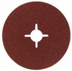 Skil Bosch Schleifpapier für Schleifteller Ø 115 mm, 4x K36/60/100, BM für Winkelschleifer 2609256248