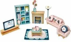 Tenderleaftoys Meubeltjes Woonkamer – Poppenhuis   Tender Leaf Toys