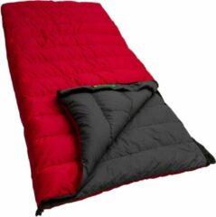Rode LOWLAND OUTDOOR® Donzen slaapzak - Ranger Lite - 210 x 80 cm - 1095 g - 0°C - Nylon