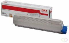 Oki Tonercartridge 44059165 - Mc851 / Mc861 Compatibel - Geel - Standaard 7.300 Pagina's