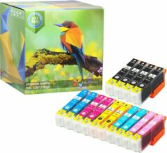 Cyane Ink Hero - 14 Pack - Inktcartridge / Alternatief voor de Epson Expression Photo 24XL T2431 T2432 T2433 T2434 T2435 T2436 XP-55 XP-750 XP-760 XP-850 XP-860 XP-950 XP-960 XP-55 XP-750 XP-760 XP-850 XP-860 XP-950 XP-960 Inks