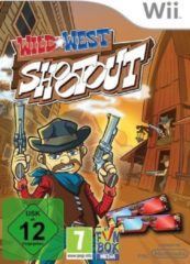 Funbox Wild West Shootout (software only)