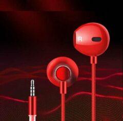 GsmXL J1 - oordopjes - rood