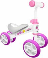 Skids Control Loopfiets - Loopfiets - Jongens en meisjes - Wit;Roze