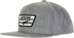 Vans Full Patch Snapback Cap Cap - Unisex - grijs/wit/zwart