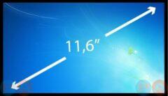 A-merk 11.6 inch Laptop Scherm EDP Slim 1366x768 B116XAN04.0 HW1A