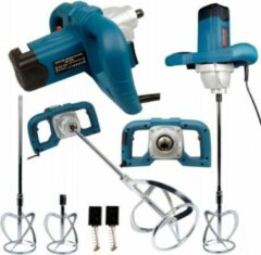 Boxer Tools Boxer Beton- & Verfmenger - 3200 W - 700 rpm - Incl. 2 x Mengstaaf