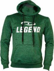 Groene Legend Sports Luxury Unisex Sweater Maat XXS