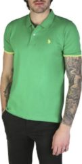 U.S. Polo Regular Fit Polo Heren Poloshirt Maat XL