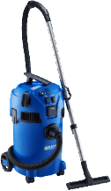 Nilfisk Multi II 30 T 18451552 Nat- en droogzuiger 1400 W 30 l Halfautomatische filterreiniging