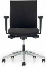 Prosedia Bureaustoel Se7en 3464 Zwart met Lendensteun