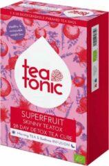 Teatonic SUPERFRUIT SKINNY TEATOX - 28-daagse afslankthee kuur