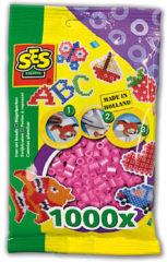 SES Creative 00708 kunst- & knutselset voor kinderen Kids' bead set 1000 stuk(s)