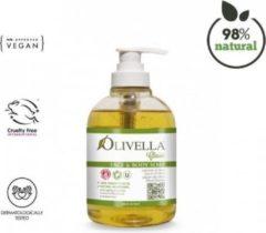 Olivella Vloeibare zeep met veel Olijfolie 500ml ( 2 stuks )