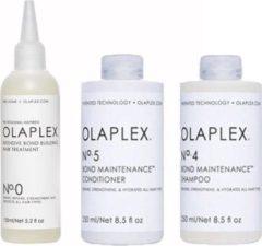Olaplex No.0 + 4 + 5