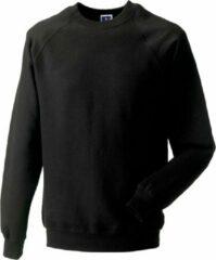 Russell Klassiek sweatshirt (Zwart)