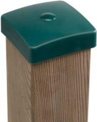 KBT | Afdekdop voor palen | vierkant | Groen | 100 mm