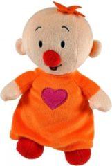 Studio 100 Bumba Babilu pluchen knuffel 20 cm oranje