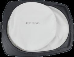 Nilfisk flach-filtereinheit für Staubsauger 12014102
