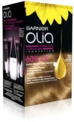 Garnier Olia Permanente Kleuring 7.0 Donker Blond