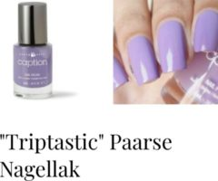 Paarse Young Nails - Caption Caption nagellak 147 Triptastic