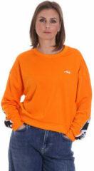 Oranje Sweater Fila 687693