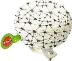 Melon bel Synapse 60mm zwart/wit