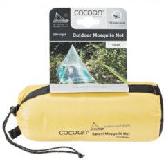 Cocoon - Mosquito Outdoor Net Ultralight - Muskietengaas maat 230 x 150 cm, groen