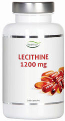 Nutrivian Lecithine 1200mg Capsules 100st