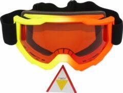 Oranje Amoy Mont Blanc TPU Ultra-Light frame. Ski/Snowboard Goggle