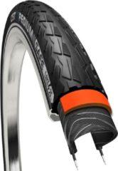 Zwarte CST Xpedium Safe Reflex - Buitenband Fiets - 37-622 / 28 x 1 3/8 inch