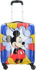 Disney Legends 4-Rollen Kabinentrolley 55 cm American Tourister mickey flash pop