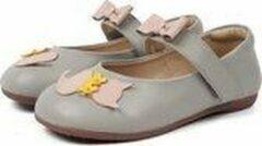 Paxico Shoes | Dreamland | Meisje Ballerina's - Grijs