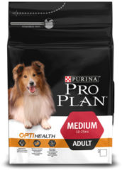 Pro Plan Medium Adult OptiBalance - Rijk aan Kip - Hondenvoer - 3 kg