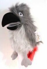 The puppet c Handpop Grijze papegaai