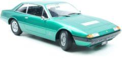Brabus Ferrari 365 GT4 2+2 1972 Groen KK Scale Limited Editie prins Bernard Uitvoering