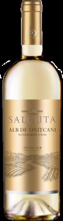 Afbeelding van Salcuta Winemakers Way, Alb de Onitcani, 2018, Salcuta, Moldavië, Witte wijn