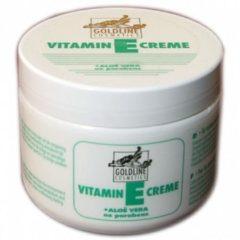 Merkloos / Sans marque Goldline Vitamine-E met Aloë Vera voor de normale Huid - 250 ml - Bodycrème