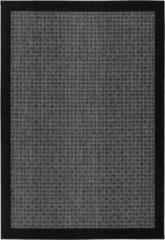 Indonesia Banjar buitenvloerkleed Zilver Grijs Tapijt voor binnen & buiten- 120x170 CM